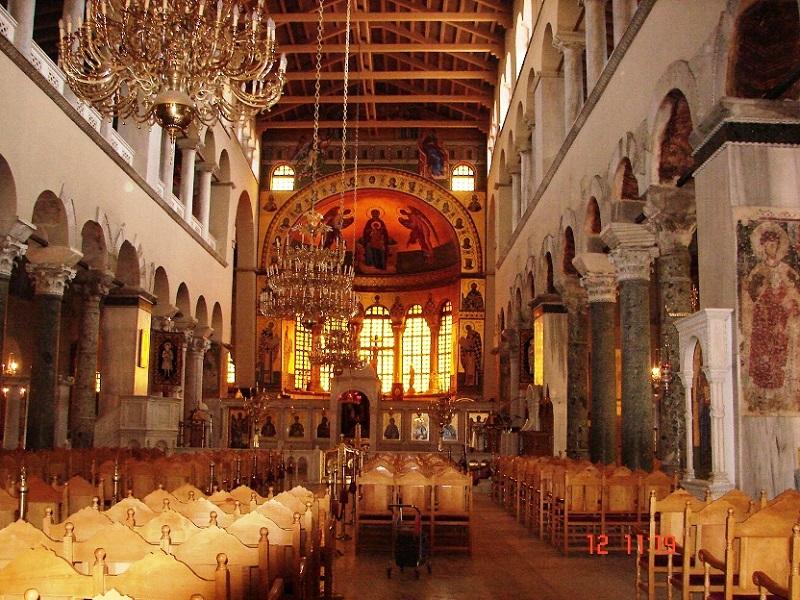 Szent György templom, Thesszaloniki